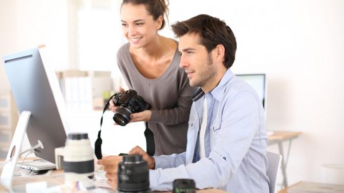 Обучение наонлайн-курсе фотографии «Фотосъемка насмартфон», «Мобильная обработка», «Базовый курс фотографии» для зеркальных камер отшколы фотографии BestPhotoSchool