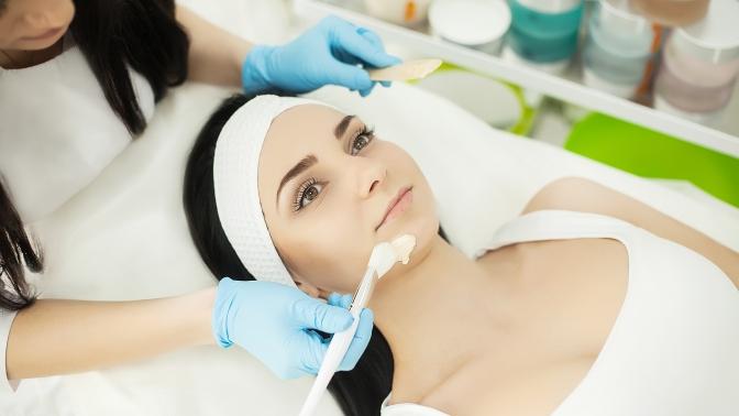 Сеансы пилинга, массажа, процедуры насыщения кислородом или ультразвуковой чистки лица встудии L'Oreal Professionnel