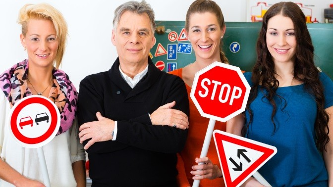 Обучение вождению транспортных средств категорииB вавтошколе «ВТ-Права»