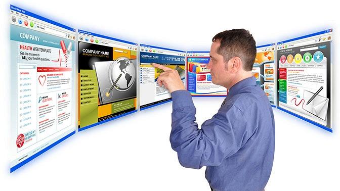 Создание сайта, интернет-магазина или корпоративного сайта поиндивидуальному заказу откомпании Azart