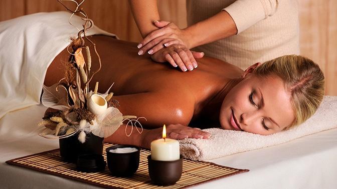 Сеансы массажа, обертывания или посещения кедровой фитобочки отсалона красоты «Масква»