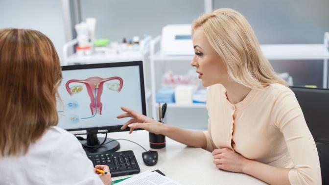 Комплексное гинекологическое, урологическое либо онкологическое обследование сУЗИ органов малого таза, ПЦР иВПЧ-диагностикой вмедицинском центре «Леоклиник»