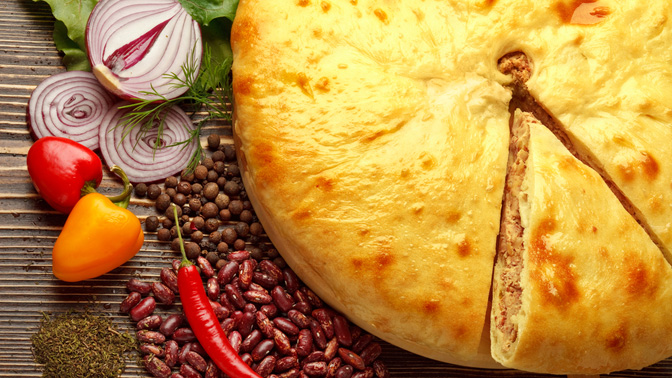 Осетинские пироги отпекарни «ИрПирог»