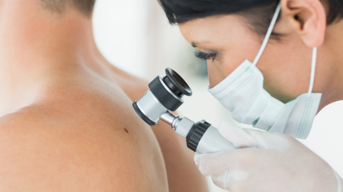 Удаление кожных новообразований диаметром до10ммвмногопрофильной клинике «ЛЕМ-Клиник»
