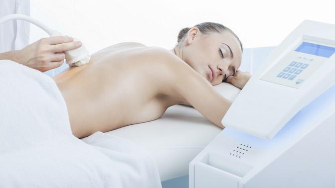 RF-лифтинг, УЗ-кавитация, криотерапия, вакуумный массаж всего тела илица вцентре красоты Lazer Boom