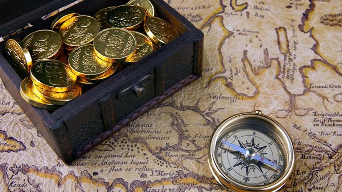 Участие вквесте «Пираты Карибского моря» откомпании Lobotomy (1800руб. вместо 4000руб.)