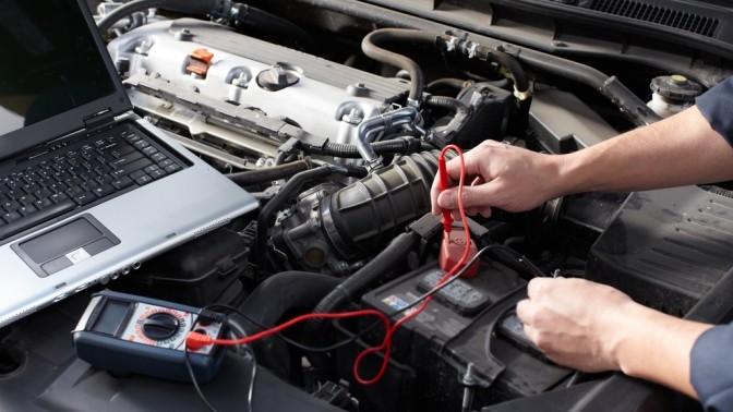 Замена колодок, масла ифильтра вдвигателе, диагностика подвески или электронная диагностика авто отавтосервиса «Германика-авто»
