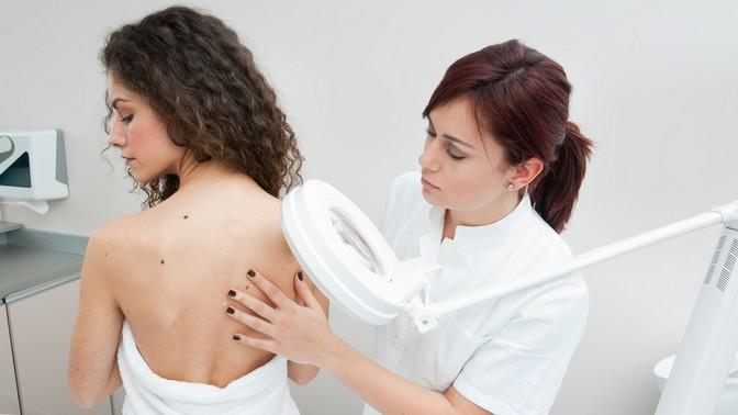 Удаление новообразований диаметром до10мм в«Клинике эстетической гинекологии»