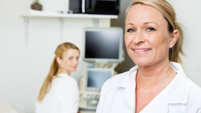 Консультация гинеколога сУЗИ изабором материала для исследования или без вклинико-диагностическом центре «МедПроф»