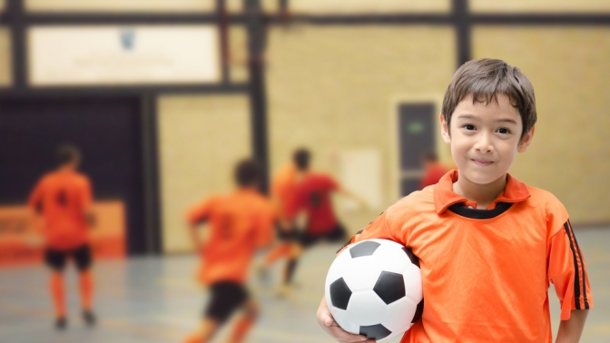 1или 3месяца занятий футболом вфилиале «Сокольники» футбольной школы для детей «Чемпионика»