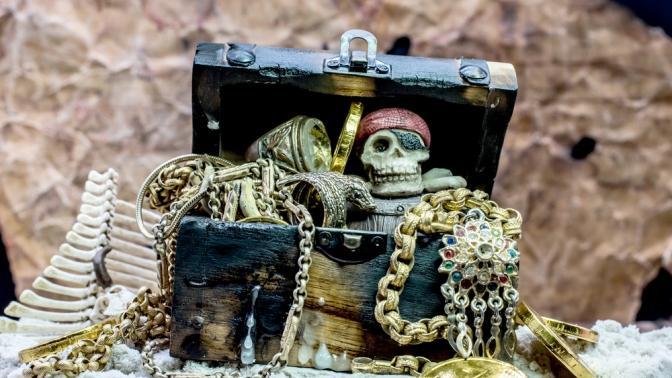 Участие вдетском квесте «Пираты Карибского моря: Проклятие Черной жемчужины» откомпании Grand Quest