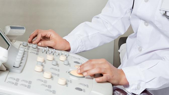 Первичный прием хирурга-флеболога иУЗИ вен ног вмедицинском центре «Здоровье»