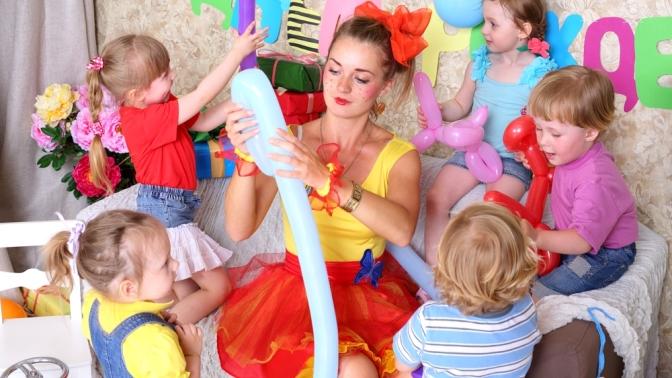 Посещение детской игровой комнаты или празднование дня рождения отразвлекательно-развивающего центра «МультиБум»
