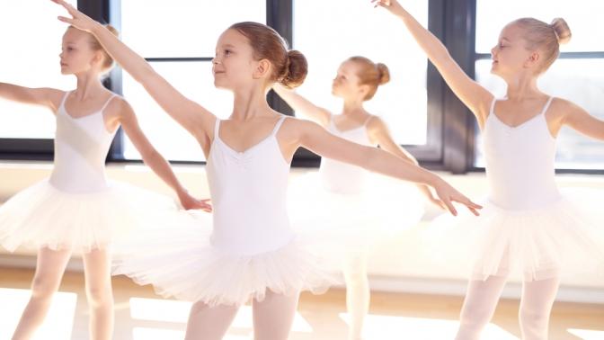 До24занятий Baby Ballet иModern Jazz вшколе танцев«ХореоГрафство»