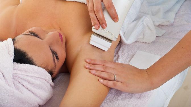 Шугаринг ивосковая эпиляция встудии Sabira Nails