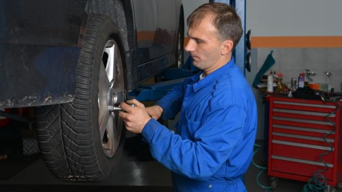 Шиномонтаж ибалансировка колес радиусом отR12 доR18 отавтосервиса «Германика-авто»