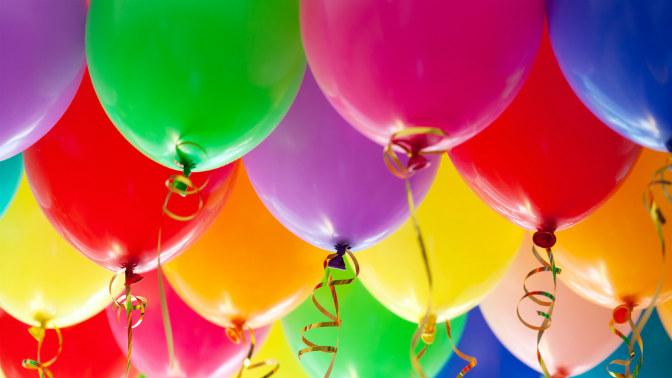 Связка из9гелиевых шаров, композиция извоздушных шаров или свадебное украшение зала
