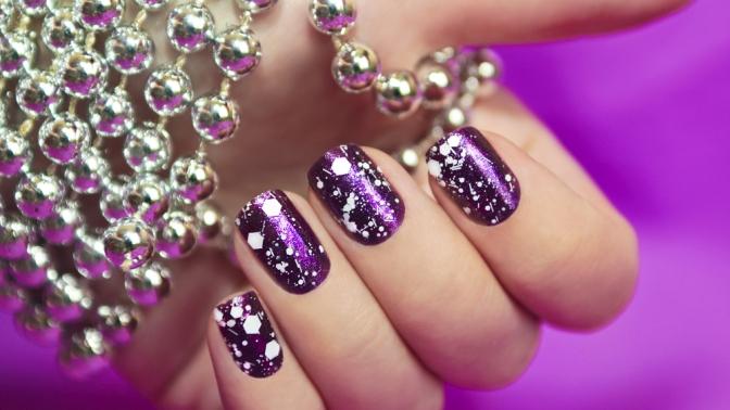 Маникюр ипедикюр спокрытием гель-лаком, наращивание ногтей встудии маникюра Nail Beauty