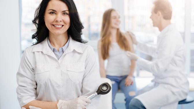 Удаление новообразований налице или теле иконсультация удерматолога в«Клинике женского здоровья»