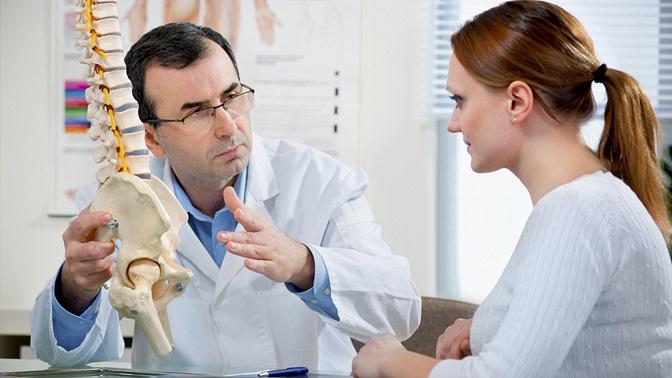 3-, 5- или 7-дневный курс лечения позвоночника смассажем, физиопроцедурами иозонотерапией вмедицинском центре «Клиника доктора Каныкина»