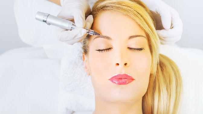 Перманентный макияж губ, бровей, век, обновление старого татуажа всалоне красоты «Монэ»