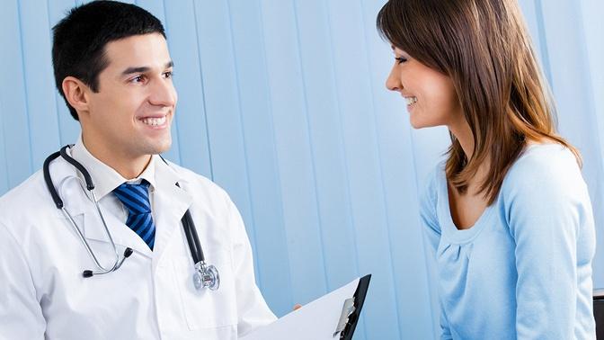 Прием гинеколога сУЗ-исследованием вмедицинском центре Selena