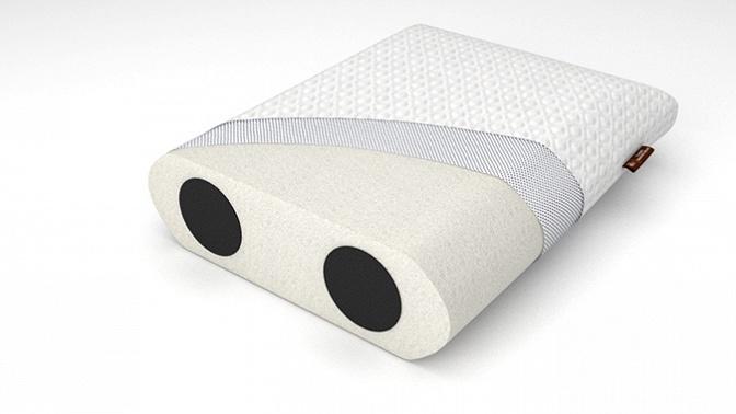 Ортопедическая подушка Pleasure, Dandelion, Classic Graphite Relax или Ttravel Relax