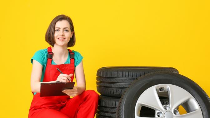 Шиномонтаж ибалансировка колес радиусом отR13 доR19 откомпании «Авантаж авто»