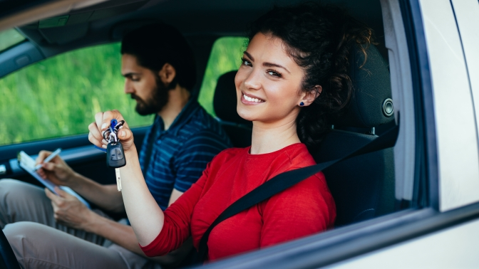 Полный курс обучения вождению автомобиля категорииB cМКПП или АКПП вавтошколе «Альянс»