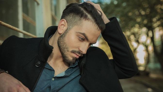Мужская стрижка смоделированием бороды или без вмужской парикмахерской «Стриж»