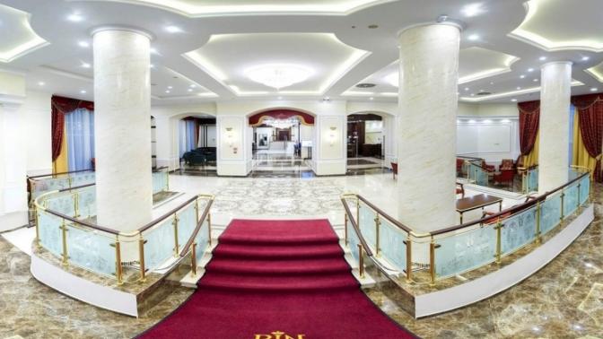 Отдых вцентре Ярославля сзавтраками ипосещением SPA-комплекса в«Ринг Премьер Отеле»