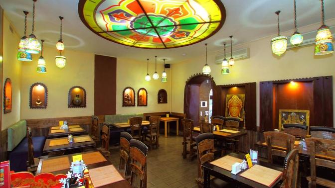 Всё меню инапитки вресторане индийской кухни Masala House соскидкой50%