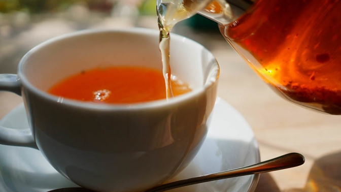 Набор из3или 5видов зеленого ичерного чая