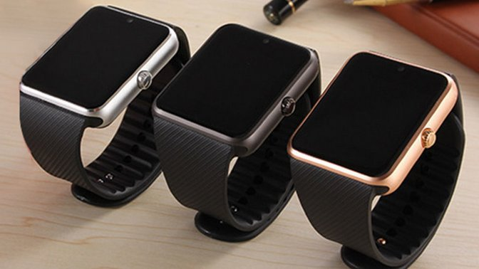 Часы Smart Watch GT08 (616руб. вместо 949руб.)