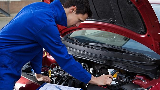Комплексная диагностика илиТО автомобиля, замена масла или подшипника в«Автосервисе наЛомоносова»