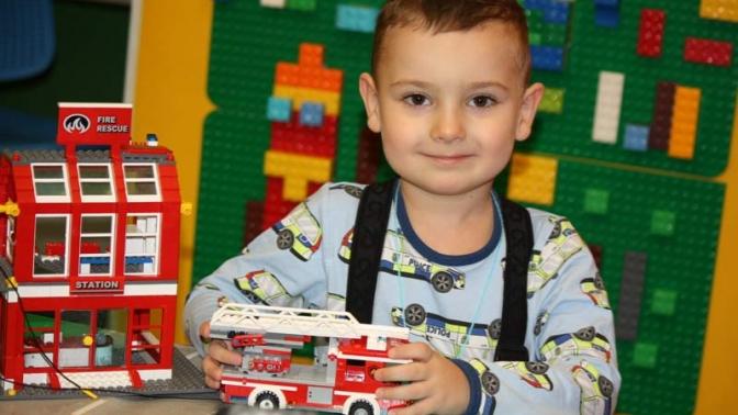 2часа посещения игрового зала или мастер-класс для детей отсети развлекательных центров «Леготека»