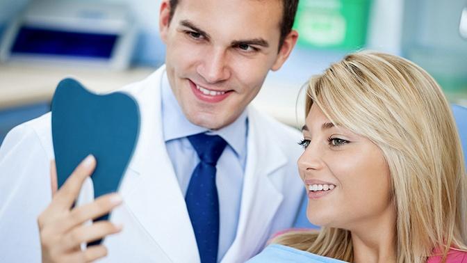 Комплексная гигиена полости рта, лечение кариеса иустановка пломбы, удаление зуба, эстетическая реставрация встоматологической клинике Domini Dent