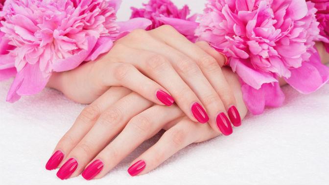 Маникюр, педикюр, коррекция ногтей спокрытием Shellac идизайном или без встудии «Педикюр &Я»