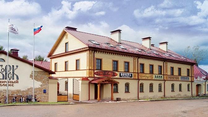 Отдых вПсковской области вномере выбранной категории вгостиничном комплексе «Изборск»