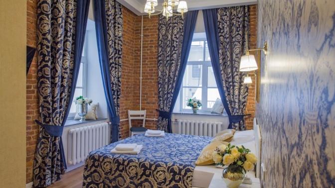 Отдых вцентре Санкт-Петербурга вотеле Catherine Art Hotel