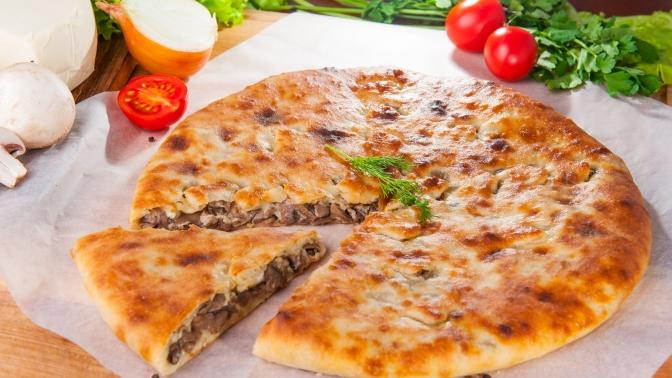 Доставка осетинских пирогов ссоусом отпекарни «ГрандПай»