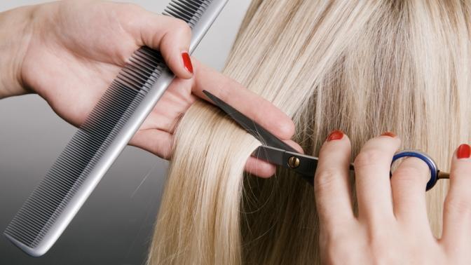 Женская стрижка, окрашивание волос всалоне красоты Nova