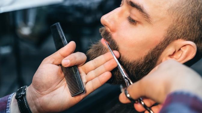 Мужская или детская стрижка, оформление бороды вбарбершопе MBarber's