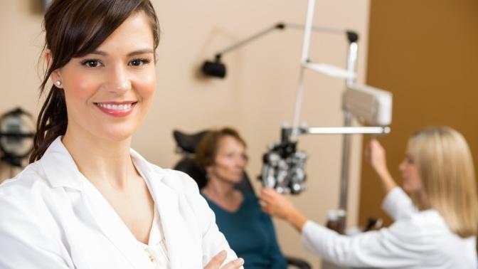 Сертификат наизготовление медицинских очков, диагностика зрения