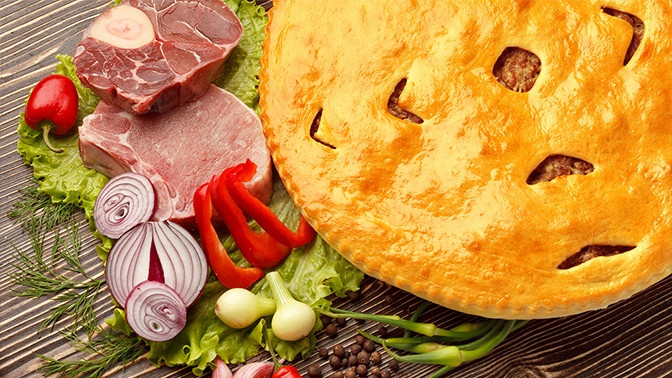 Сет изосетинских пирогов или пицц иподарок откомпании «Ням-Ням»
