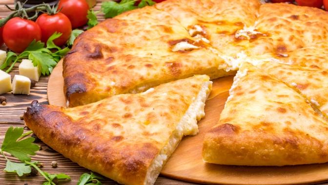 Доставка4, 6или 8осетинских пирогов ссоусами отпекарни «Дары Осетии»
