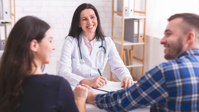 Комплексная процедура обследования попрограмме «Женское здоровье» или «Мужское здоровье» вмедицинском центре «Гинмед»