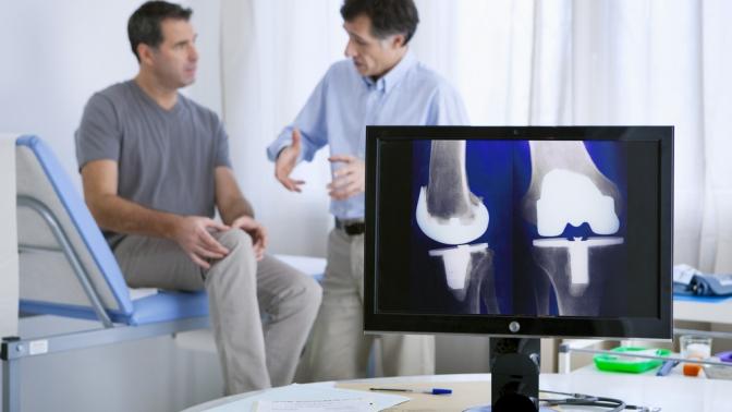 Консультация ортопеда, УЗИ суставов, лечебные процедуры вклинике доктора Каныкина