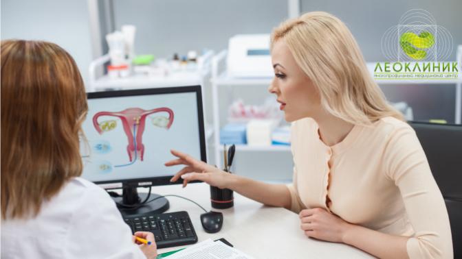 Комплексное гинекологическое, урологическое либо онкологическое обследование сУЗИ иПЦР-исследованием вмедицинском центре «Леоклиник»