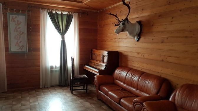 Отдых вгостевом доме для компаний срыбалкой иарендой мангала вкомплексе для отдыха Kukushka Holiday Park